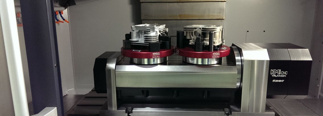 TR200 Trunnion