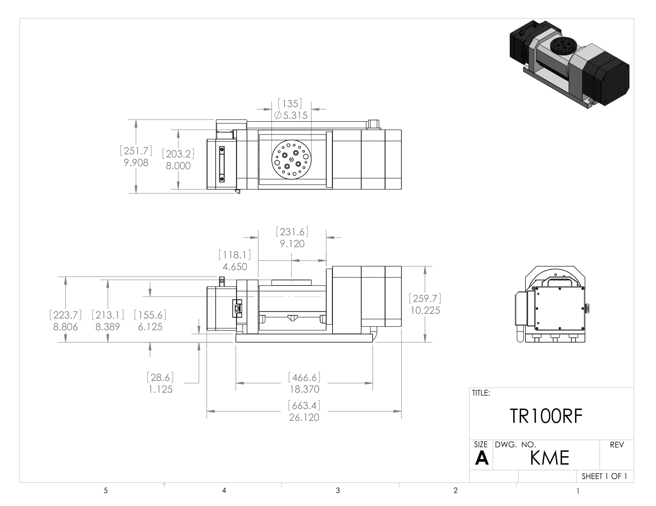 Vdo 370 155 Wiring Diagram Trusted Diagrams Clock Trunnion Tables For 5 Axis Machining Vmcs Kme Cnc Systems